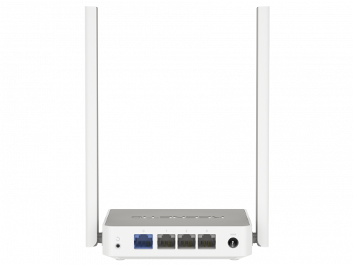 Маршрутизатор ZyXel Keenetic Start (KN-1110) (300Mbit/s, 2.4GHz, 3xLAN)