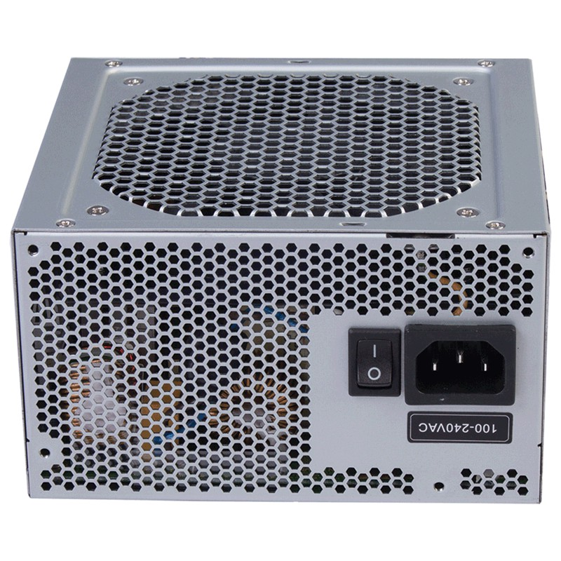 Блок питания 750W Seasonic SSP-750RT Active PFC F3 Gold (120мм, 24+8+8pin, 4х6/8pin, 6xMolex, 6xSATA, 80Plus Gold, APFC)