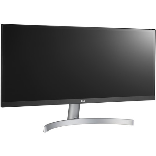 "Монитор 29"" LG 29WK600-W White (2560x1080, IPS, 60 Гц, FreeSync, HDMI, DisplayPort, 2х5 Вт)"
