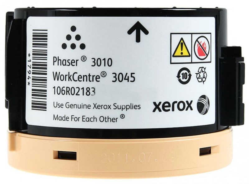 Картридж Xerox WorkCentre 3045, Phaser 3010 (106R02183)