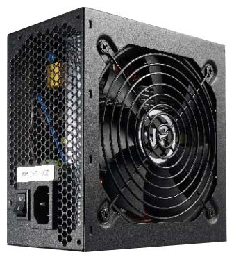 Блок питания 550W Aerocool VP-550 (120mm, 24+8pin, 6/8pin, 4/1/4)