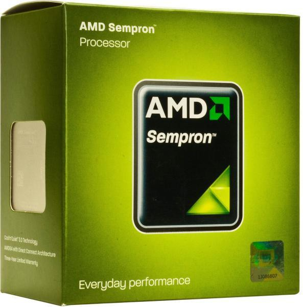 Процессор AMD Sempron X2 2650 (BOX) 1.45GHz, 25W (Socket AM1)