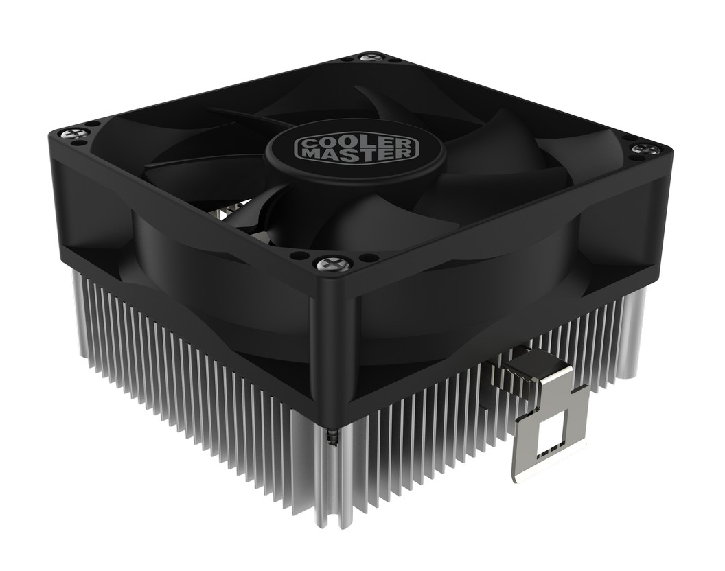 Вентилятор Cooler Master A30 (RH-A30-25FK-R1) (Socket AM3/AM3+/AM4/AM2/FM2/FM2+/FM1, 80mm, 2500rpm, 30CFM, 28dBa, 3pin)
