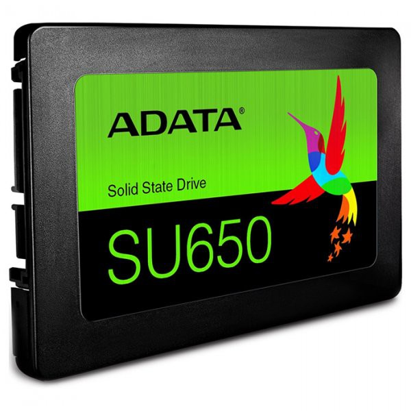 "Жесткий диск SSD 240Gb A-Data Ultimate SU650 (ASU650SS-240GT-R) (SATA 6Gb/s, 2.5"", 520/450Mb/s)"