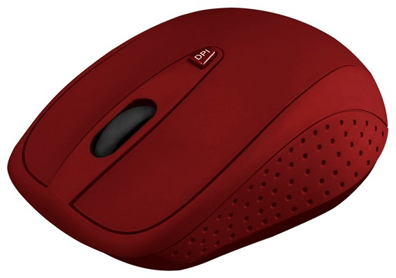 Мышь Modecom MC-WM4 Red (1600dpi, 3 кнопки, Wireless)