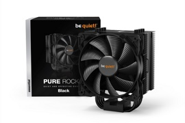 Вентилятор be quiet! PURE ROCK 2 Black (BK007) (SocAll, 4xTT, 120mm, 150W 4-pin)
