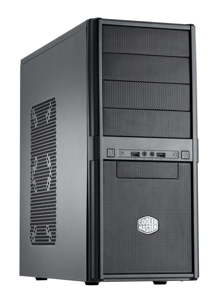 Корпус Cooler Master Master Elite 250 (RC-250C-KN5T50) 500W Black (Miditower, ATX)
