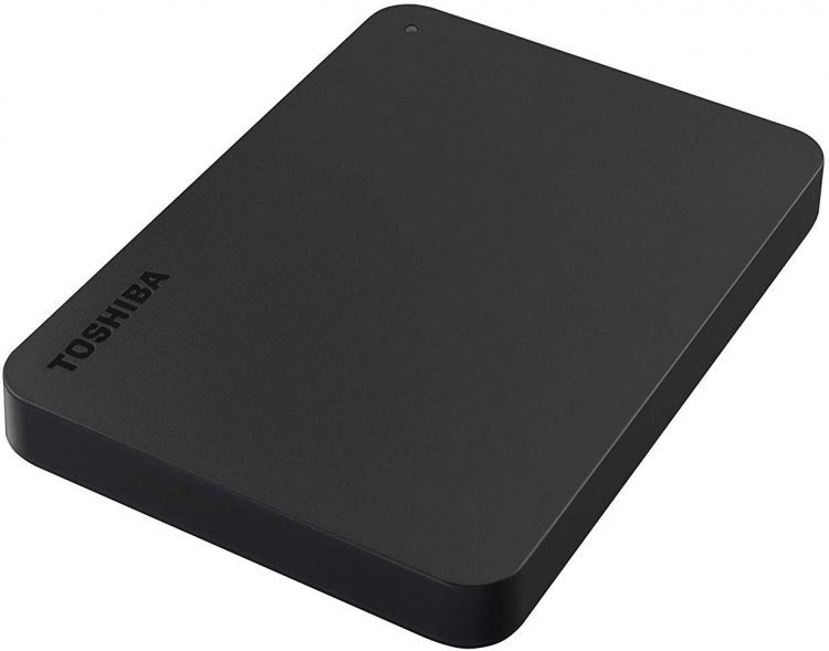 "Внешний жесткий диск 500Gb Toshiba Canvio Basics (HDTB405EK3AA) Black 2.5"" USB 3.0"