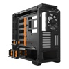 Корпус be quiet! SILENT BASE 601 (BG025) Black/Orange (Bigtower, EATX, 2xFan, USB 3.0, без БП)