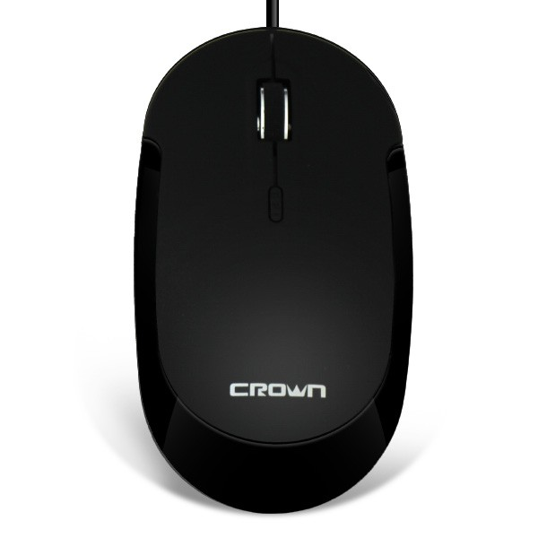 Мышь Crown Micro CMM-21 Black USB