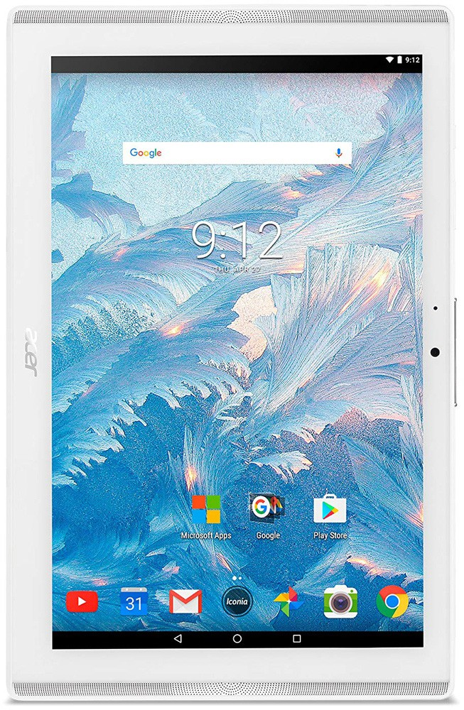 "Планшет Acer Iconia One 10 B3-A42-K66V (NT.LETEE.001) White 10.1"" (1280x800)/ 2Gb/ 16Gb/ 4G/ Android 7.0"
