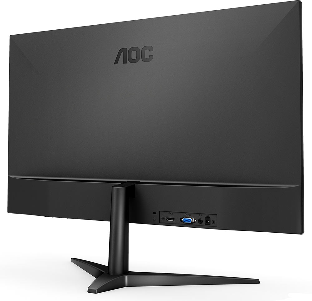 "Монитор 27"" AOC 27B1H Black (1920x1080, IPS, Flicker free, D-Sub (VGA), HDMI)"
