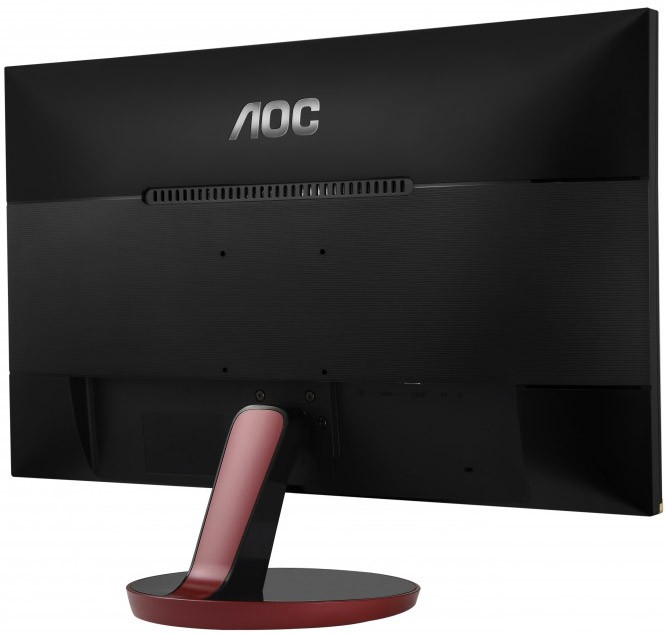 "Монитор 27"" AOC G2778VQ (1920x1080, TN+Film, Flicker free, 60 Гц, FreeSync, D-Sub (VGA), HDMI, DisplayPort)"