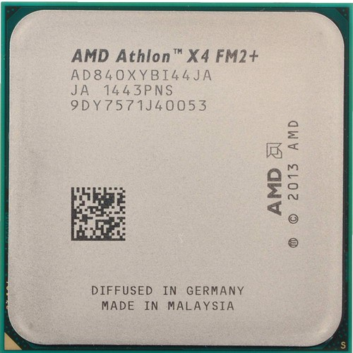 Процессор AMD Athlon X4 840 AD840XY 3.1(3.8)GHz 65W (Socket FM2)