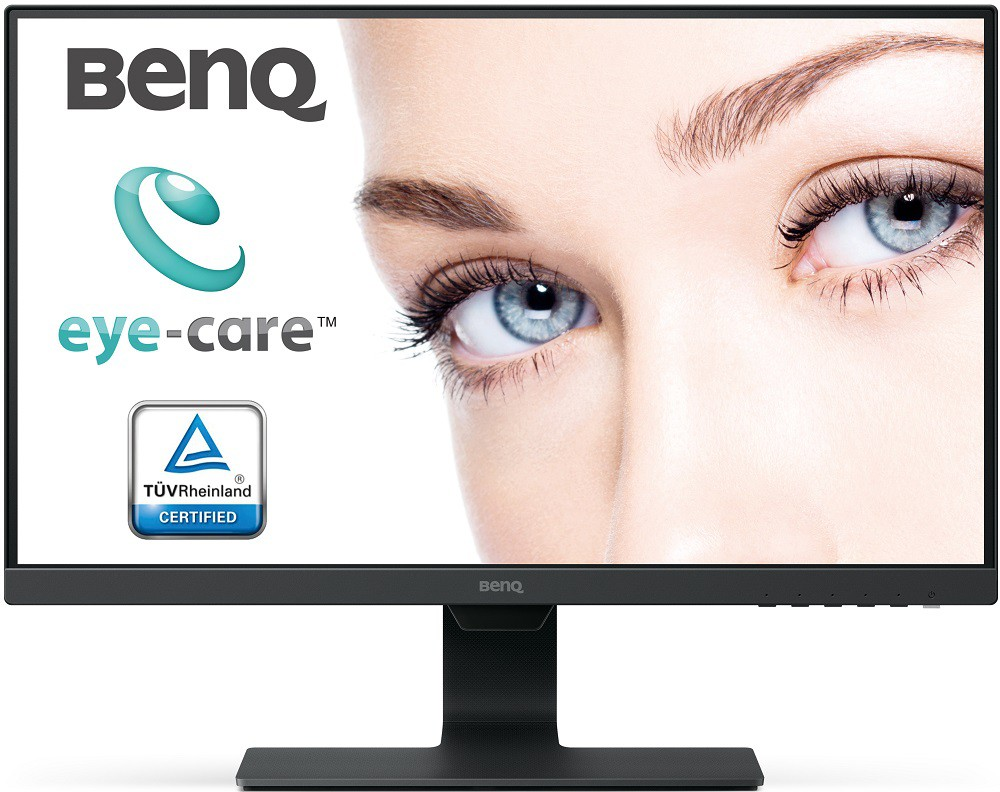 "Монитор 23.8"" Benq BL2480 Black (1920x1080, IPS, Flicker free, D-Sub (VGA), HDMI, DisplayPort, динамики)"