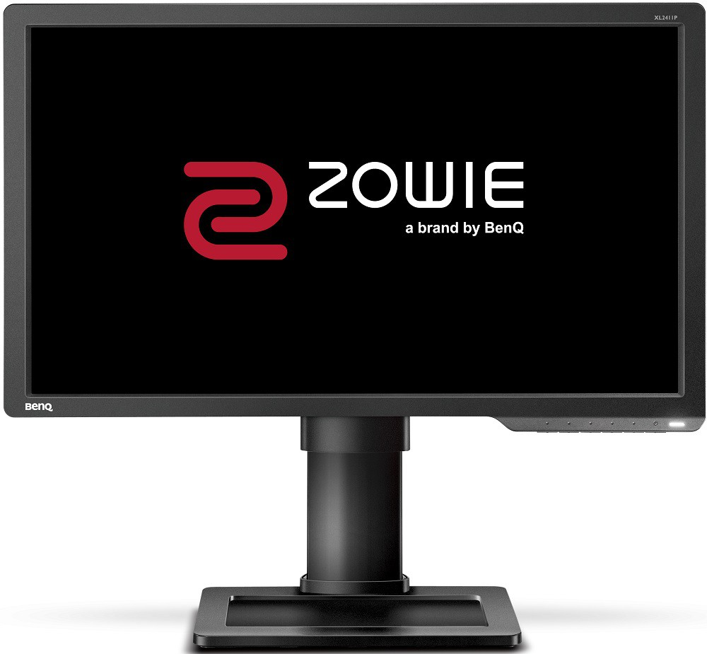 "Монитор 24"" Benq Zowie XL2411P Black (1920х1080, 144Гц, TN, Flicker free, DVI, HDMI, DisplayPort, Pivot)"