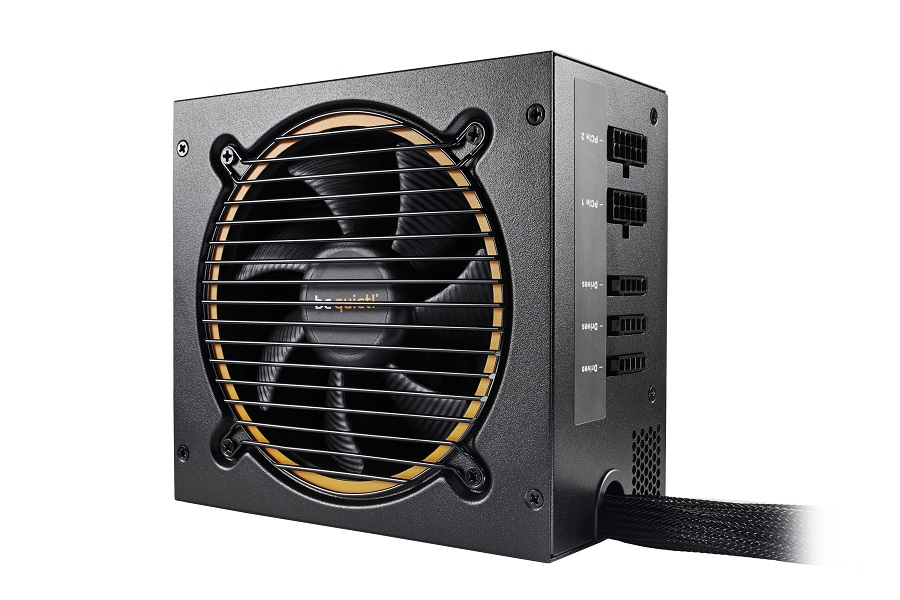 Блок питания 700W be quiet! Pure Power 11 700W CM (BN299) (120мм, 24+8pin, 4x6/8pin, 3xMolex, 6xSATA, 80+ Gold, Cable Managment)