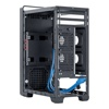 Корпус Chieftec Elox (BT-06B-OP) Black (Minitower, ITX, SFX, USB3.0, без БП)