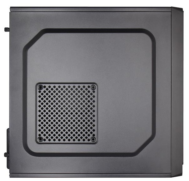 Корпус Aerocool Cs-100 Black (Minitower, microATX)