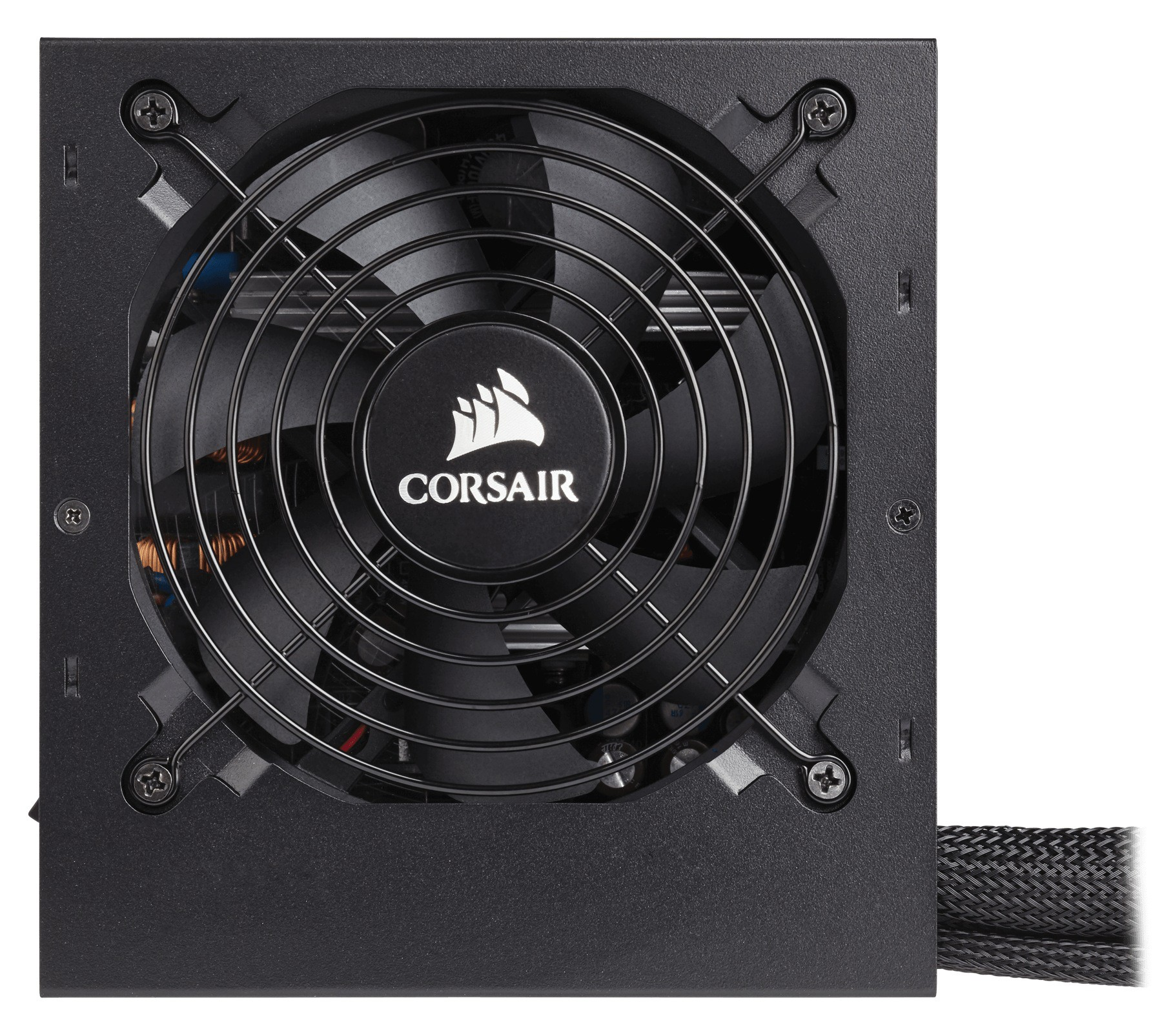 Блок питания 650W Corsair CX650 (CP-9020122-EU) (120mm, 24+8pin, 2x6/8pin, 4xMolex, 6xSATA, 80+ Bronze)