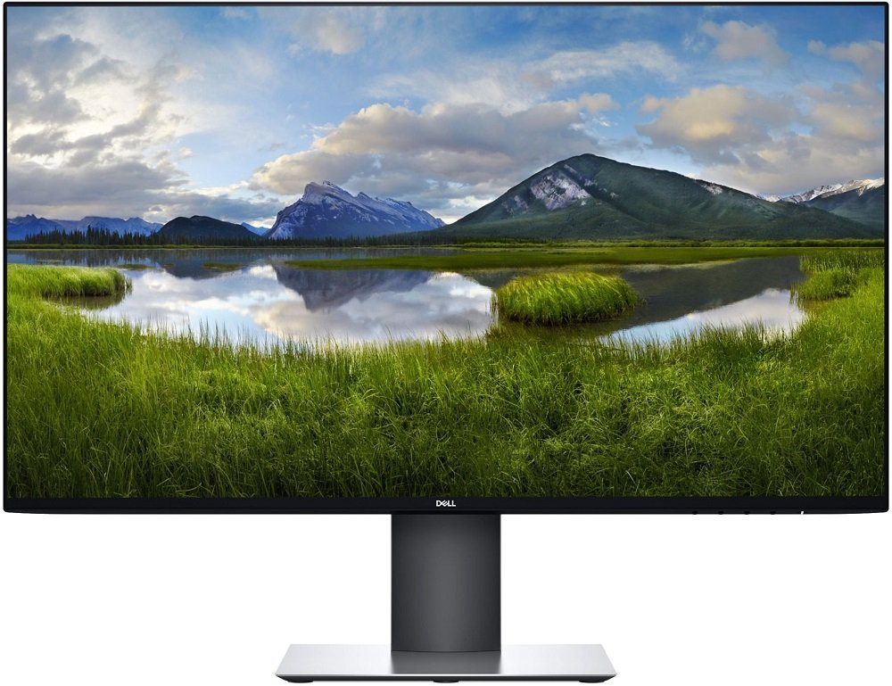 "Монитор 27"" Dell U2719D Black/Grey (2560x1440, IPS, Flicker free, HDMI, DisplayPort)"