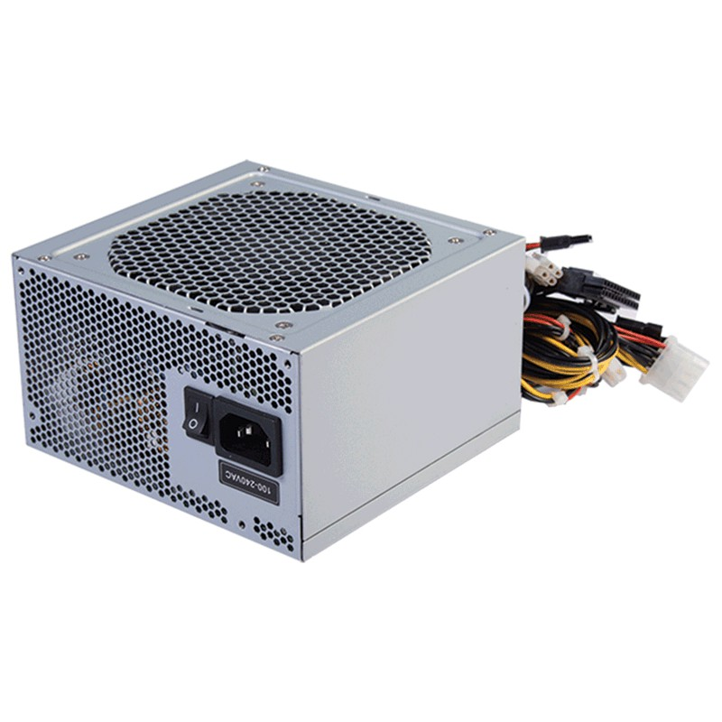 Блок питания 550W Seasonic SSP-550RT Gold APFC F3 Bulk (120mm, 24+8pin, 2x6/8pin, 2xMolex, 4xSATA, aPFC)