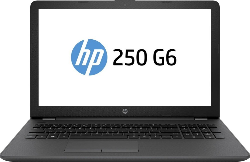 "Ноутбук HP 250 G6 4QW22ES Dark Gray 15.6"" (1366x768)/ Celeron N4000/ 4Gb/ 500Gb/ UHD Graphics 600"