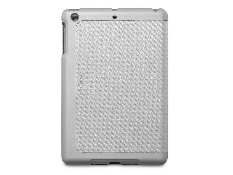 Чехол для планшета Cooler Master Wake Up Folio Carbon Texture (C-IPMF-CTWU-SS) Silver (iPad mini)