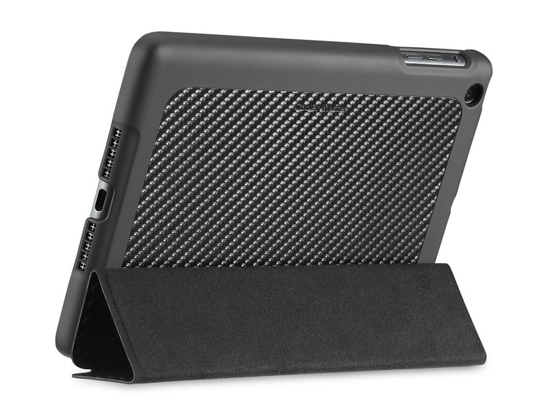 Чехол для планшета Cooler Master Wake Up Folio Carbon Texture For iPad mini (C-IPMF-CTWU-KK) Black (iPad mini)