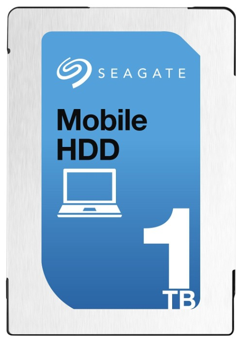 Жесткий диск 1Tb Seagate Mobile HDD (ST1000LM035) SATA-6Gb/s, 5400rpm, 128Mb