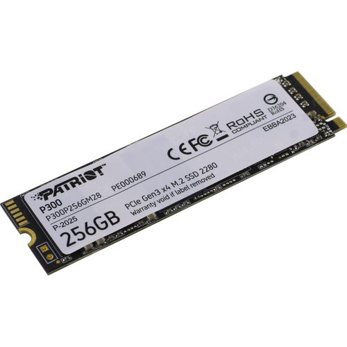 Жесткий диск SSD 256Gb Patriot P300 (P300P256GM28)