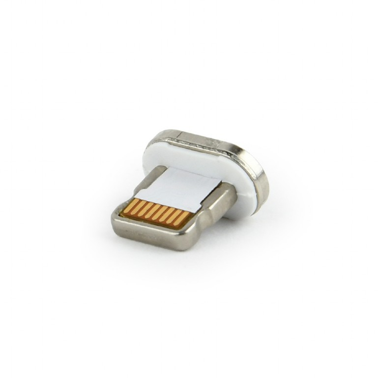 Коннектор Cablexpert CC-USB2-AMLM-8P (USB2.0 -> Apple 8pin магнитный)