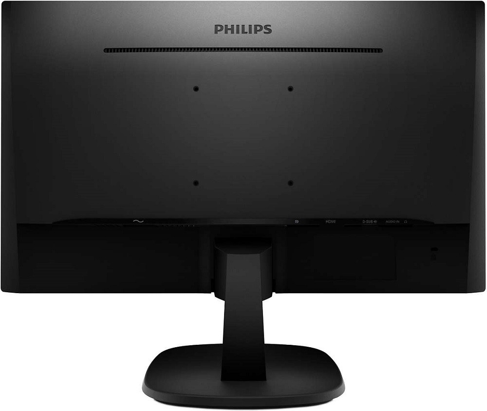 "Монитор 23.8"" Philips 243V7QJABF/01 Black (1920x1080, IPS, Flicker free, D-Sub (VGA), HDMI, DisplayPort, динамики)"