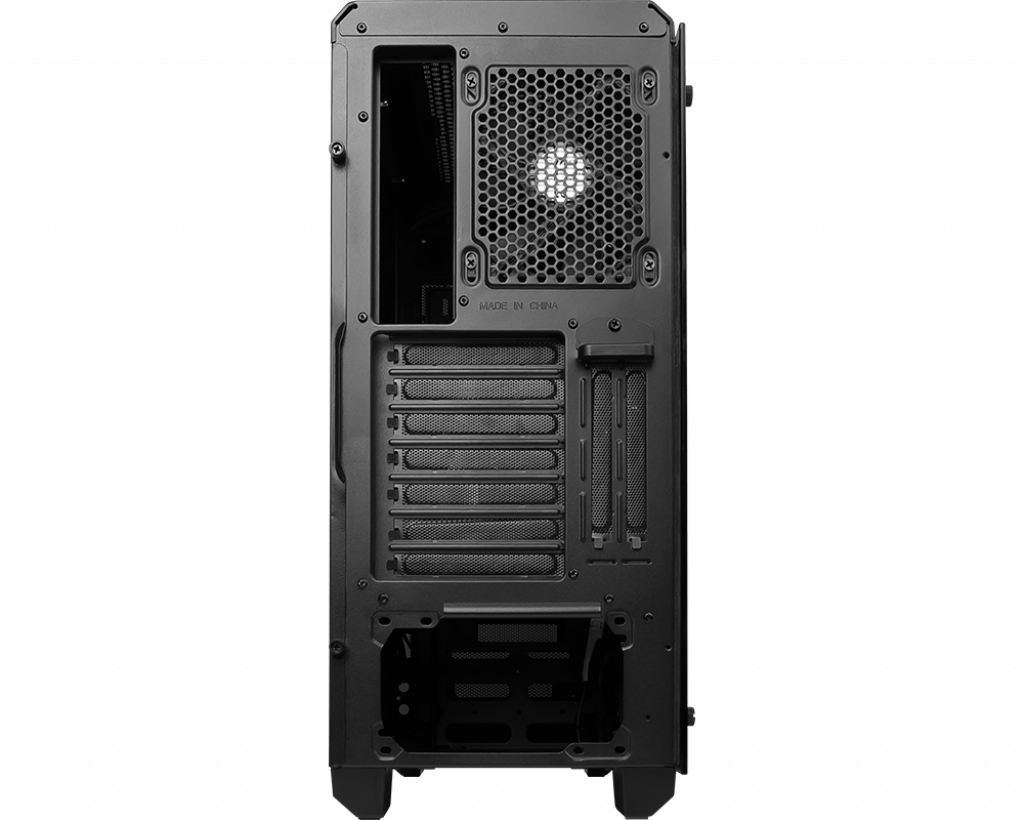 Корпус MSI MAG BUNKER (Miditower, ATX, USB3, Fan, Window)
