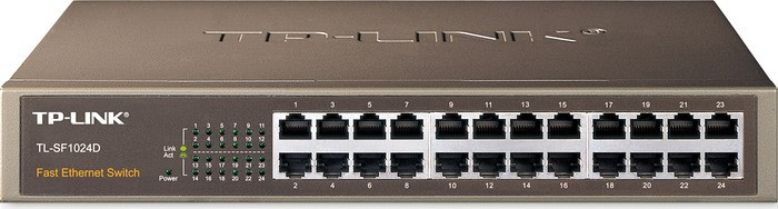 Коммутатор TP-Link TL-SF1024D 24port